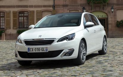 Nuova Peugeot 308: prova su strada dell'anti Volkswagen Golf [FOTO e VIDEO]