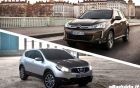 Citroen C4 Aircross vs Nissan Qashqai: confronto tra crossover [FOTO e VIDEO]