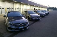 Mercedes CLA e CLA Shooting Brake Night e Dark Night: due serie speciali per l'Italia [FOTO]