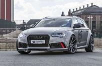 Audi RS6 Avant by Prior Design: widebody e tanta potenza [FOTO]