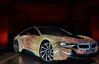 BMW i8 Futurism Edition di Garage Italia Customs: la nuova creatura di Lapo Elkann