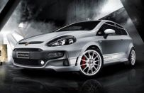 Fiat Punto EVO con kit Abarth esseesse