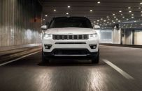 Nuova Jeep Compass Limited Winter 2017, prezzo e motori: edizione speciale pronta all'inverno
