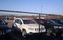Jeep Compass, foto spia del restyling