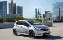 Nissan Note Black Edition: prezzo, dimensioni e motori [FOTO e VIDEO]
