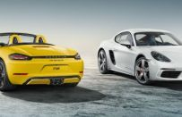 Porsche 718 Exclusive: Boxster e Cayman in versione speciale [FOTO]