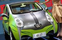 Great Wall Kulla: cinese ecologica al Motor Show 2010