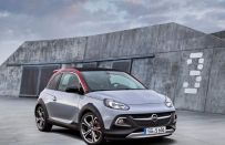Opel Adam Rocks S, motore turbo 1.4 e look da allroad [FOTO]