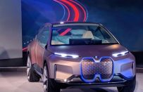 BMW i Interaction EASE, al CES di Las Vegas in mostra la tecnologia tedesca
