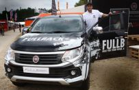 Fiat Professional all'MXoN a Maggiora 2016: un weekend in compagnia di Fullback [FOTO]
