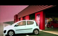 Citroen C1, video del model year 2012