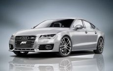 Tuning – Audi A7 Sportback by ABT