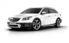 Opel Insignia Sports Tourer CrossFour