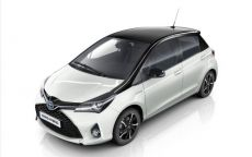 "Toyota Yaris Trend White Edition: la piccola ""cool"" giapponese"