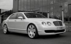 Tuning Bentley: Project Kahn Continental Flying Spur