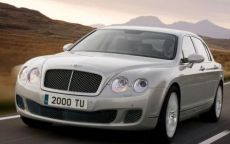 Bentley Continental Flying Spur: pronta anche una versione 2009