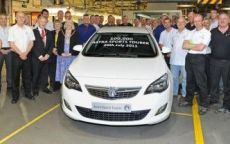 Opel Astra Sports Tourer tocca quota 100.000