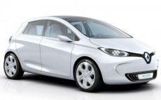 Renault Zoe Preview pronta nel 2012