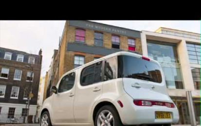 Nissan Cube: video