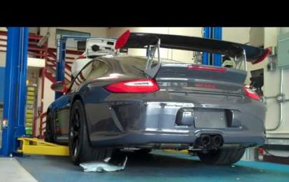 Porsche Tuning: Sharkwerks 997 GT3  RS