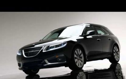 Saab 9-5 SportCombi, video ufficiale
