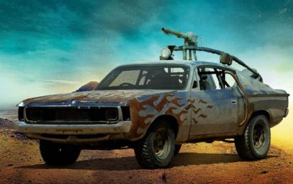 Mad Max Fury Road: le pazze auto del film [FOTO]