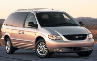 Richiami Auto: Chrysler Voyager