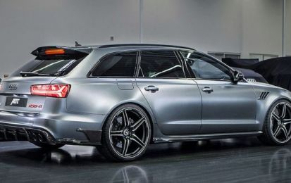 Tuning ABT RS6-R: come ti trasformo l'Audi RS6 [FOTO]
