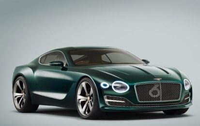 Bentley EXP 10 Speed 6 Concept: ibrida di lusso, ma velocissima [FOTO]