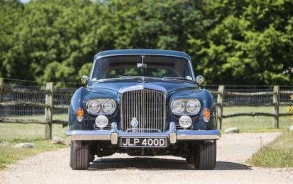 Bentley S3 Continental Flying Spur: all'asta l'auto dei Rolling Stones [FOTO]