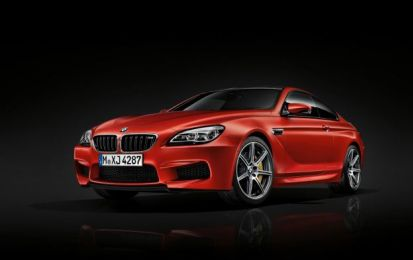 Bmw M6 Competition Package: motore V8 da 600 cavalli
