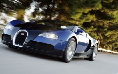 Bugatti Veyron a 360 km/h in strada [VIDEO]