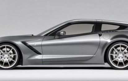 Chevrolet Corvette AeroWagon: la shooting brake by Callaway [FOTO]