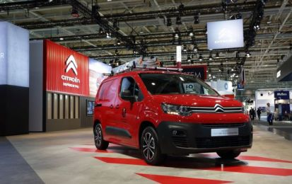 Citroen Berlingo vince il premio di Van Of The Year 2019