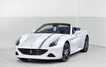 Ferrari California T Tailor Made al Festival di Goodwood 2015