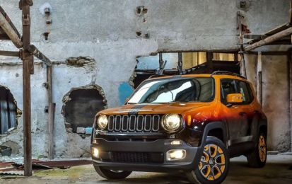 Jeep Renegade, tuning : il nuovo vestito di Garage Italia Customs [FOTO]