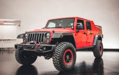 Jeep Wrangler Red Rock: al SEMA la nuova serie speciale [FOTO e VIDEO]