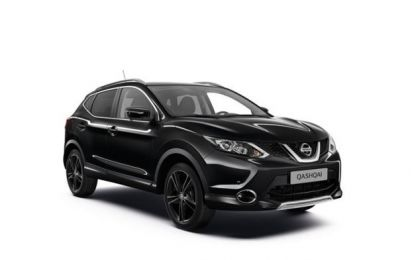 Nissan Qashqai Black Edition, l'edizione limitata full optional