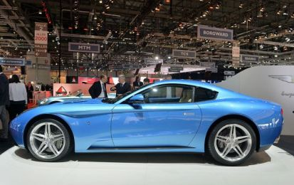 Touring Superleggera Berlinetta Lusso: one-off su base Ferrari F12 [FOTO]
