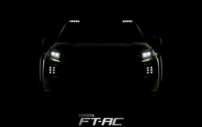 Toyota FT-AC Concept al Salone Los Angeles 2017: anteprima di pick-up?