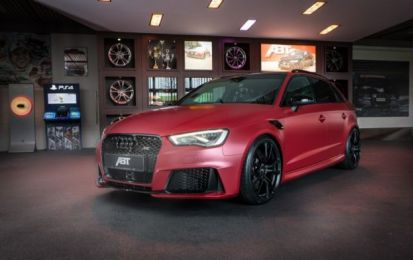 Audi RS3 450 Individual by ABT: tuning da 450 cavalli