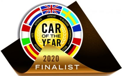 Car of the year 2020, ecco le 7 finaliste