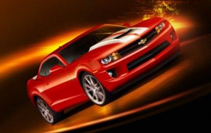 Salone di Chicago 2011 – Chevrolet Camaro Z28?