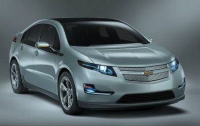 Chevrolet Volt vince il Top Safety Pick