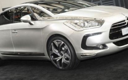Citroen DS5 configuratore disponibile online
