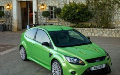 My Special Car 2009: Ford Focus RS