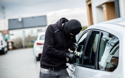 Auto rubate, diminuiscono i furti in Italia