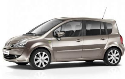 Renault Grand Modus GEO, ecocompatibile