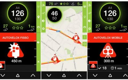 Autovelox iCoyote, app android e iphone gratis: vi aiuta ad evitare multe salate