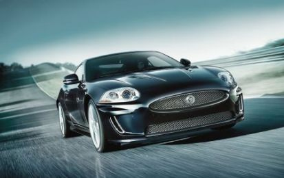 Jaguar XK 75, debutto a Goodwood